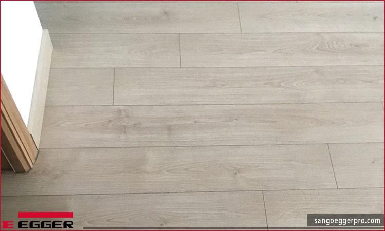 Công trình sàn gỗ Egger Aqua Pro EPL080 quận 7,HCMC