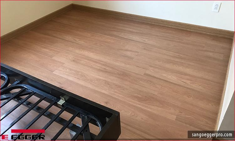 Công trình sàn gỗ Egger EPL070 chịu lực
