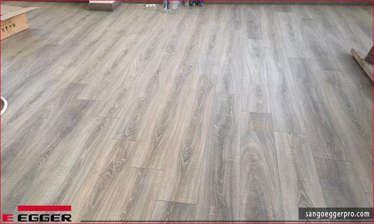 Công trình sàn gỗ Egger Pro EPL035