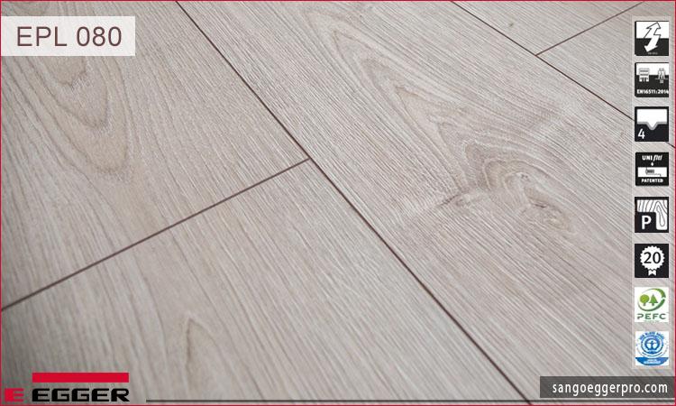 Bề mặt sàn gỗ Egger Aqua Pro EPL080