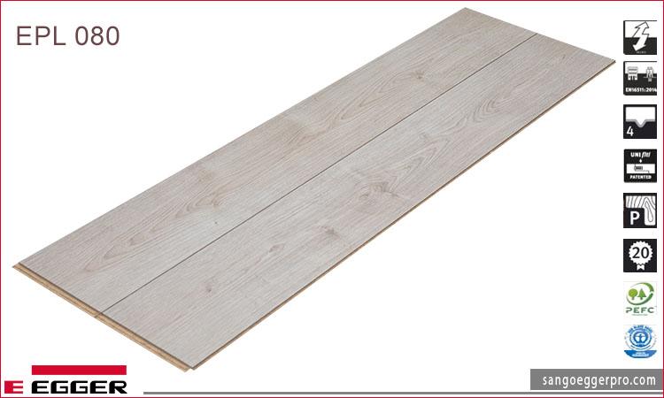 Sàn gỗ Egger Pro Aqua EPL 080