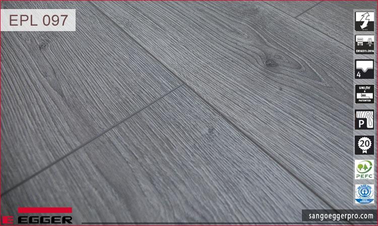 Bề mặt sàn gỗ Egger Pro Aqua EPL097